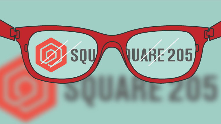 Square 205 Refocused